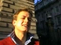 Downing Street bang