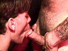 Matt Hale bends Over To suck Some cock