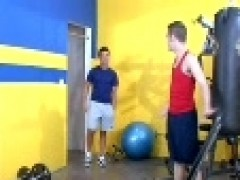 guy And Jackyounger Workout