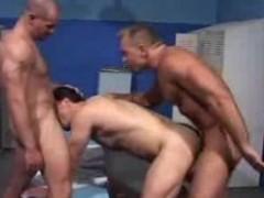 Hard Cops In Locker Room homosexual porn gays homosexual ejaculations swallow man hunk