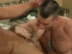 Military naked Files - Foreign Hung private Marine Pavel is nude nude by USA army captain