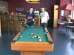 Pool Table Sex