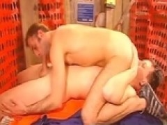 Sweaty construction website with twink rough homosexual sex