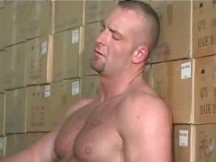 Hunky Boss plows lovely Employee