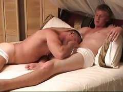 dilettante homosexuals cock Riding